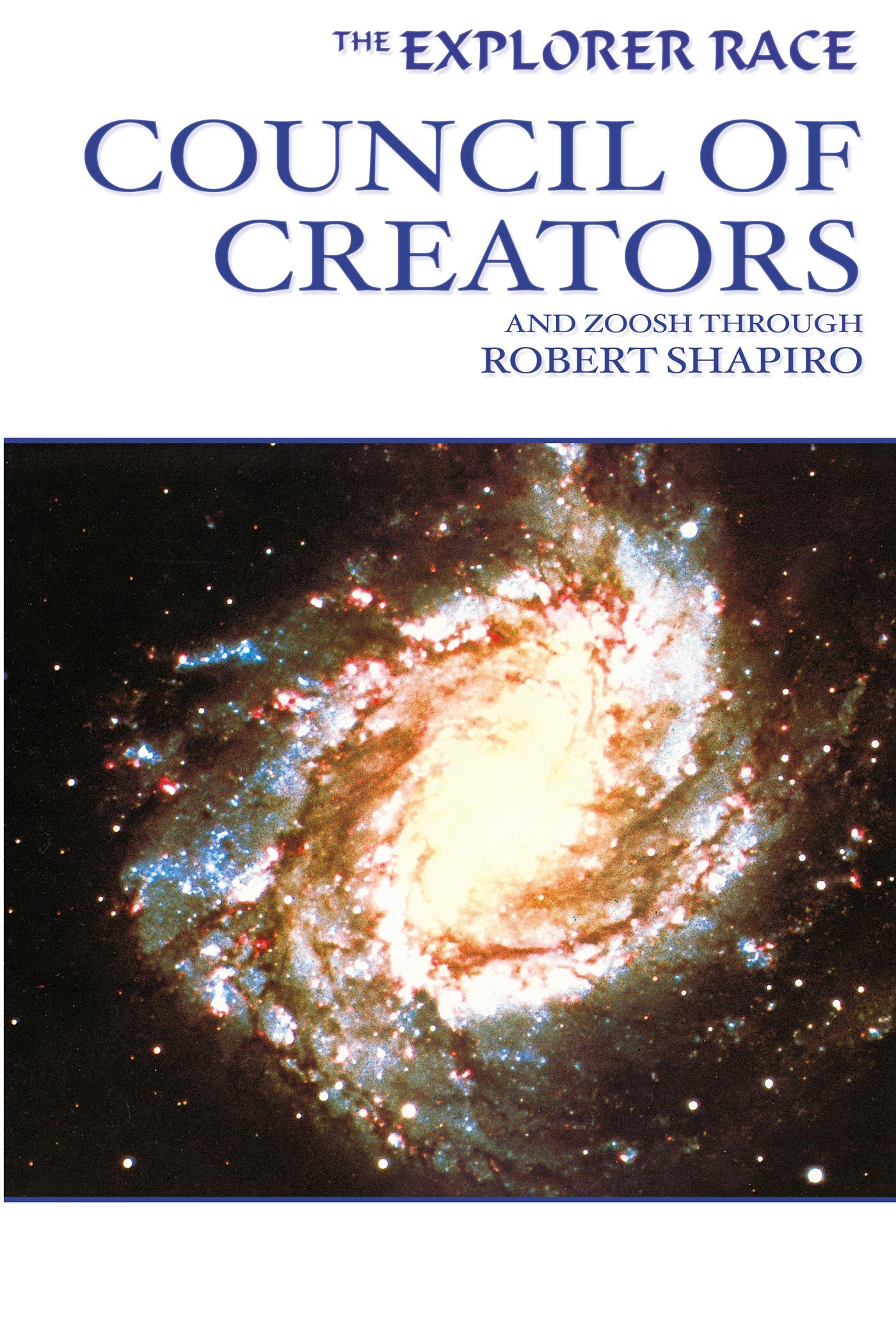Council of Creators Book