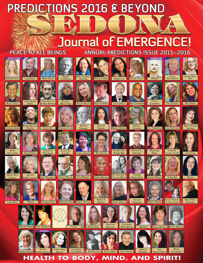 Sedona Journal Predictions Issue 2016
